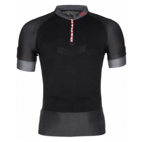 KILPI Pánské běžecké technické triko COMBO-M KM0011KIBLK Černá