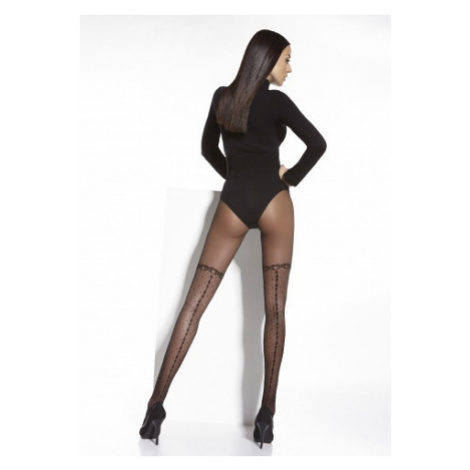 Dámské punčochové kalhoty Adrian Chantal 20 den 6-2XL černá