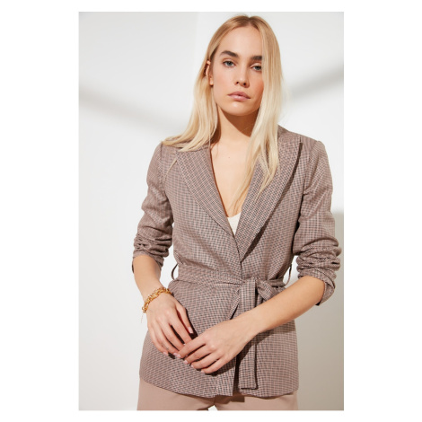 Women's blazer Trendyol Detailed
