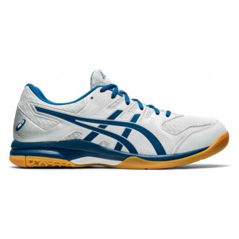 Asics GEL-ROCKET 9 bílá - Pánská tenisová obuv