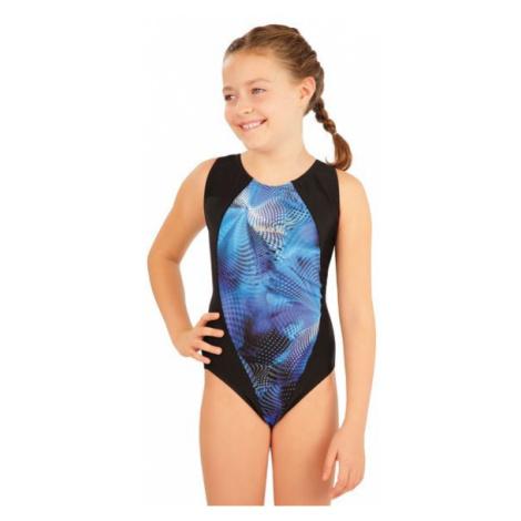 Dívčí jednodílné sportovní plavky Litex 63637 | viz. foto