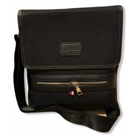 Pánská crossbody taška Gessaci Esteban, černá