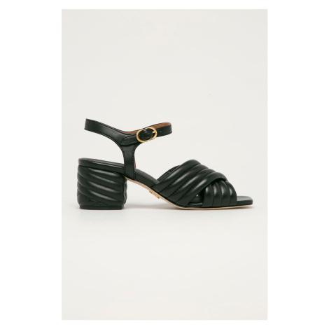 Tory Burch - Kožené sandály