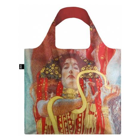 Vícebarevní taška Gustav Klimt Hygieia Bag LOQI