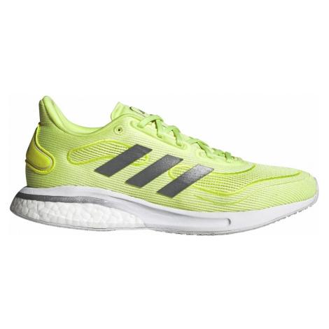 Dámské běžecké boty adidas Supernova Zelená / Šedá