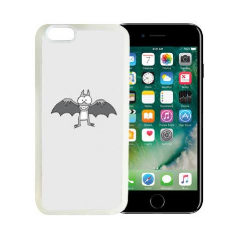 iPhone 7/8 kryt gumový soft Netopýrek