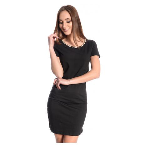 Černé šaty Barbora