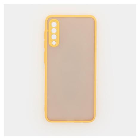 Sinsay - Pouzdro na Samsung Galaxy A50 - Žlutá
