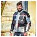 Pánská Textilní Moto Bunda Spark Avenger Šedá