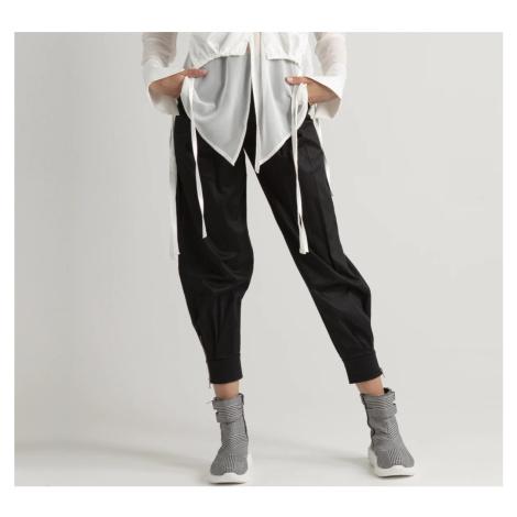#VDR Elegant Nero kalhoty