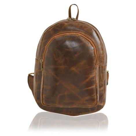 Kožený batoh Kirké