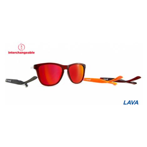 Kameleonz Lava Triple Set Sunglasses