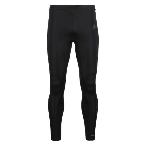 ADIDAS PERFORMANCE Sportovní kalhoty 'Own the Run' černá / antracitová