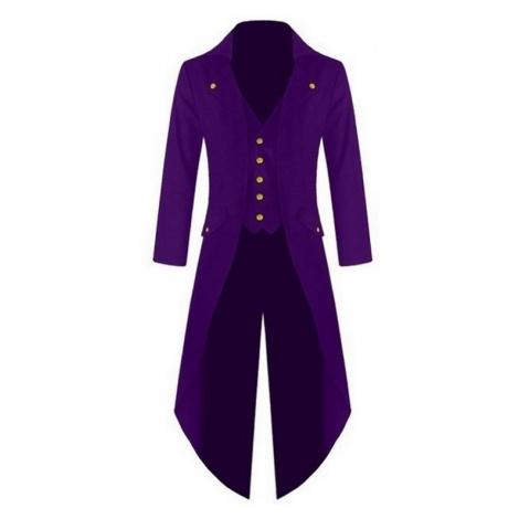 Pánský dlouhý kabát Frak - 4 barvy FashionEU