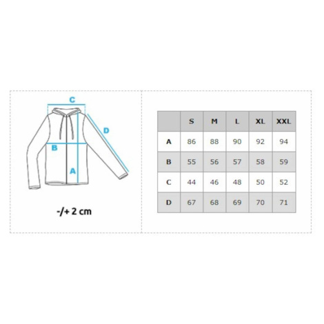 Pánský kabát Ombre C429