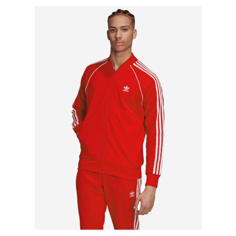 Adicolor Classics Primeblue SST Mikina adidas Originals Červená