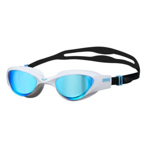 Arena THE ONE MIRROR bílá - Plavecké brýle