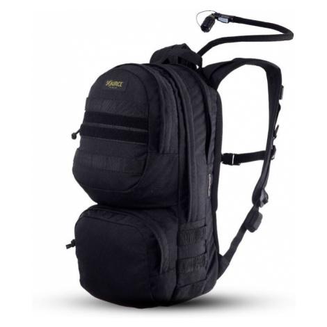 Batoh SOURCE® Commander 10L s hydratačním systémem - černý SOURCETactical Gear