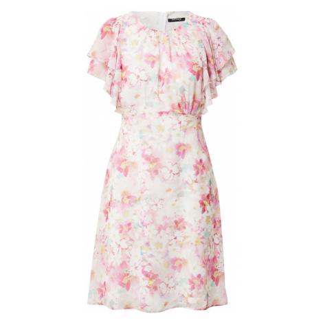 Orsay Koktejlové šaty pastelově růžová / pink / světle žlutá / nebeská modř / bílá