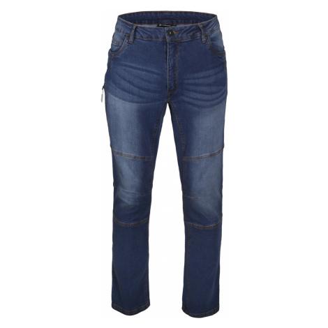 Alpine Pro CHIZOB MODRÁ Pánské Kalhoty Jeans