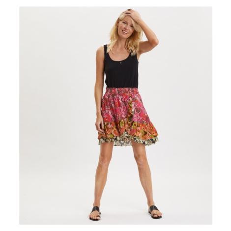 Sukně Odd Molly Mesmerizing Skirt - Různobarevná