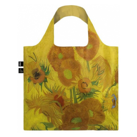 Skládací nákupní taška LOQI VAN GOGH Sunflowers