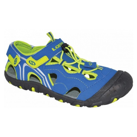 Loap CAPRISE modrá - Juniorské sandály