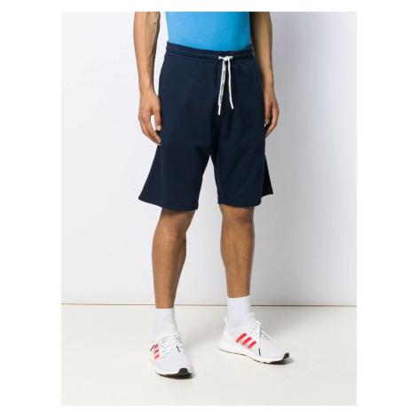Tommy Jeans pánské tmavě modré teplákové šortky Tommy Hilfiger