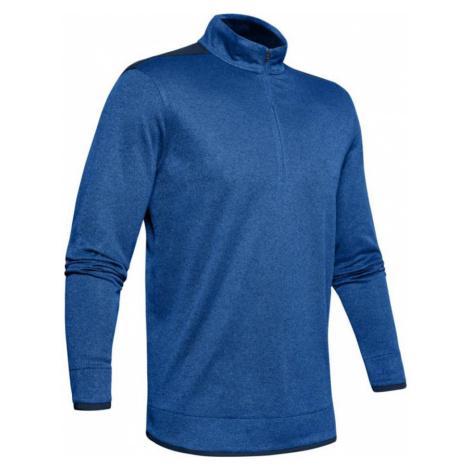 Under Armour SweaterFleece 1/2 Zip Pánský fleece svetr 1345464-510 Tempest