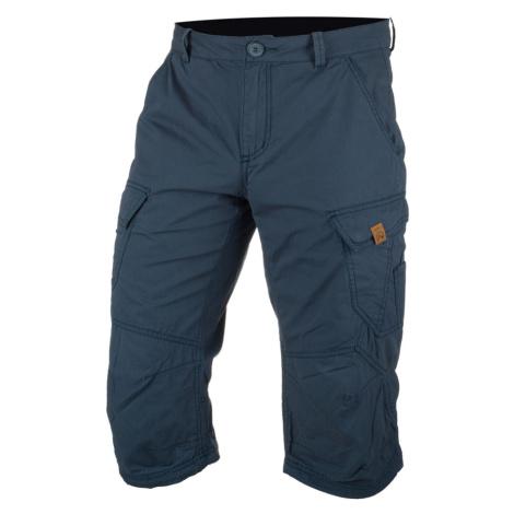 NORTHFINDER ERTHAN Pánské šortky BE-3306SP396 světle modrá