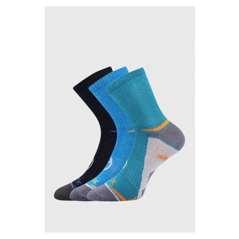 3 PACK chlapeckých ponožek VOXX Opti