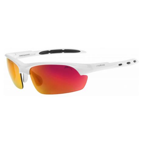 Sluneční brýle RELAX Pavell R5406B R3 bílá