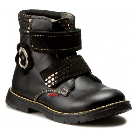 Kozačky ZARRO - 98/02 M Černá Zarro obuv