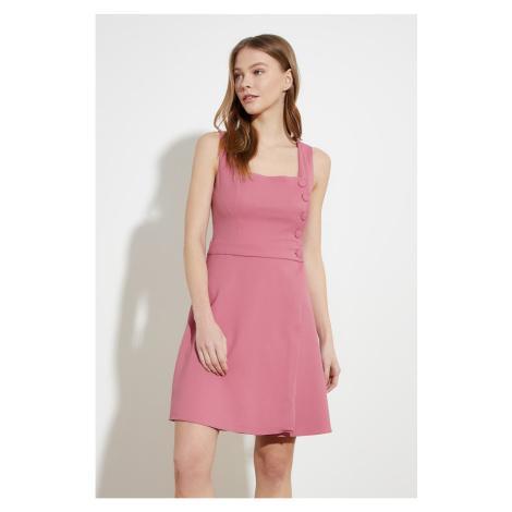Dámské šaty Trendyol Button Detailed