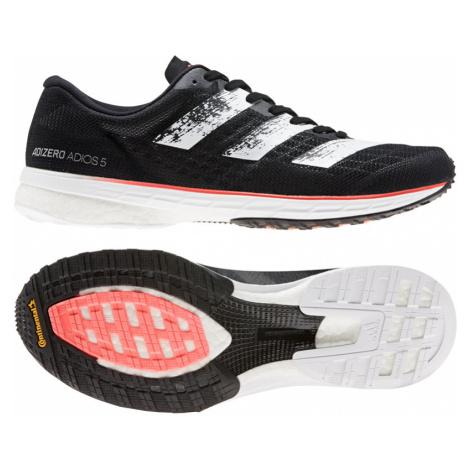 Pánské běžecké boty adidas Adizero Adios 5 černé