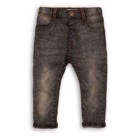 Chlapecké černé riflové kalhoty Idelisa Pidilidi