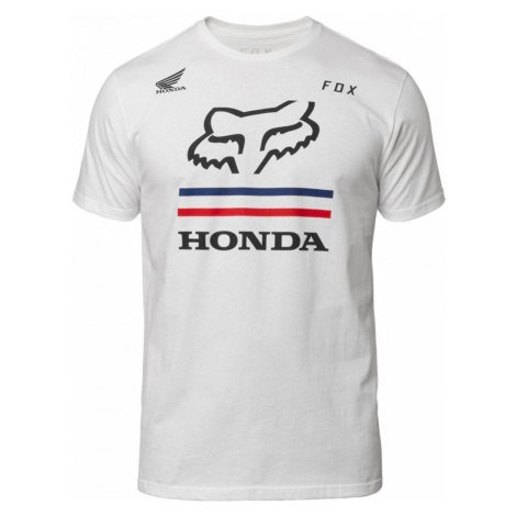 Tričko Fox Honda Premium opt wht