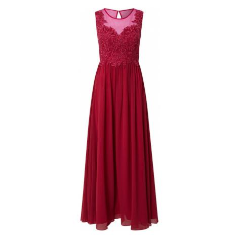 Laona Společenské šaty 'Eveningdress' pink / červená třešeň