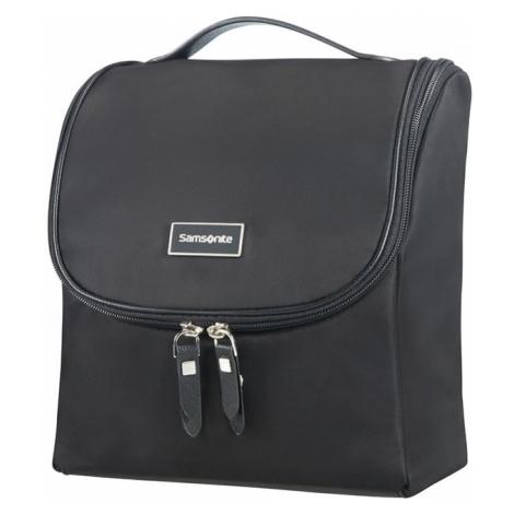 SAMSONITE Kosmetická taška Karissa Cosmetic Black, 21 x 10 x 23 (85249/1041)