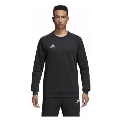 Mikina adidas Core18 SW Top Černá / Bílá