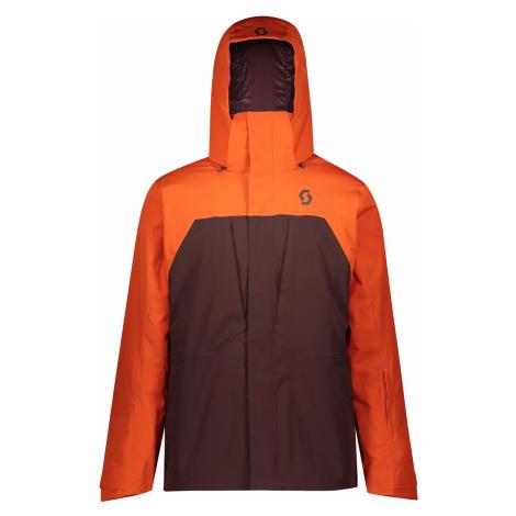 pánská bunda SCOTT Jacket M's Ultimate Dryo 10, or pu/rd fud
