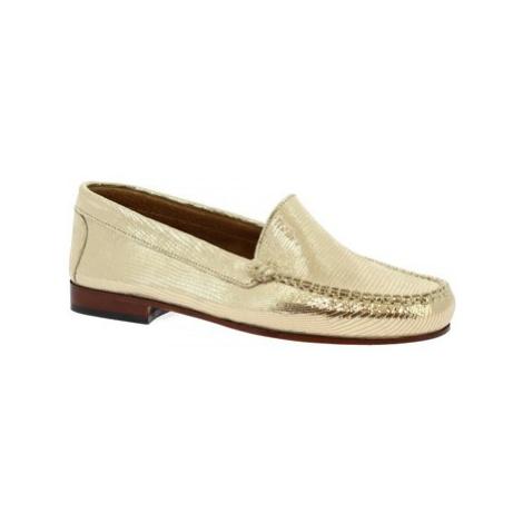 Leonardo Shoes 318A ORO Zlatá