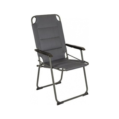 Bo-Camp Chair Copa Rio Classic Air Padded grey