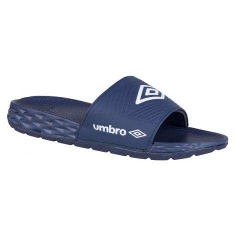 Umbro EQUIPE SANDAL tmavě modrá - Pánské pantofle