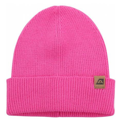 Zimní čepice Alpine Pro EDURNE - růžová
