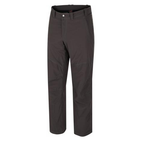 HANNAH Turner Pánské zateplené kalhoty 216HH0034LP01 Raven
