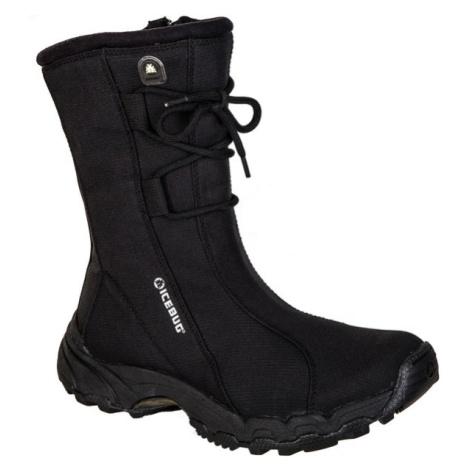 Ice Bug CORTINA W černá - Dámská zimní obuv