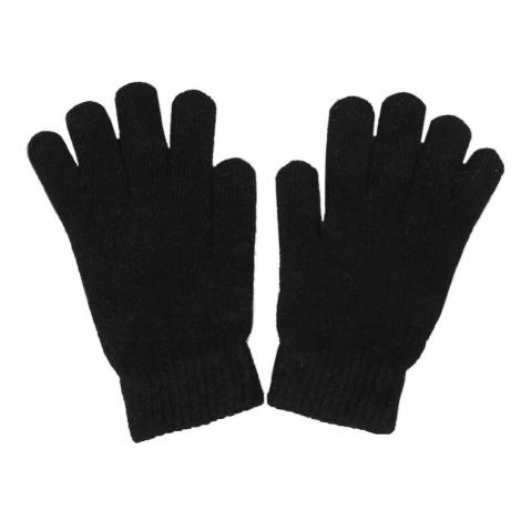 ABOUT YOU Prstové rukavice 'Anja' černá