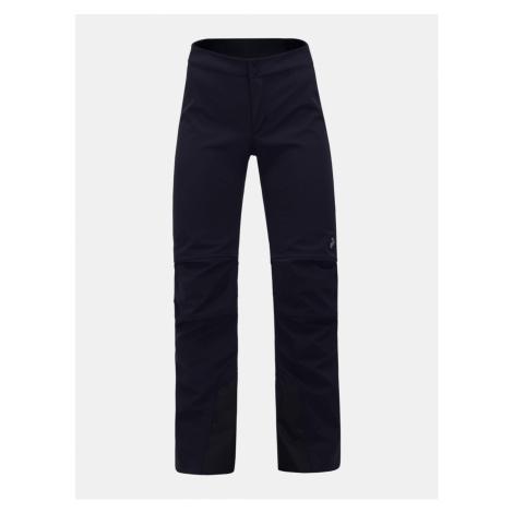 Kalhoty Peak Performance W Stretch Pants - Modrá