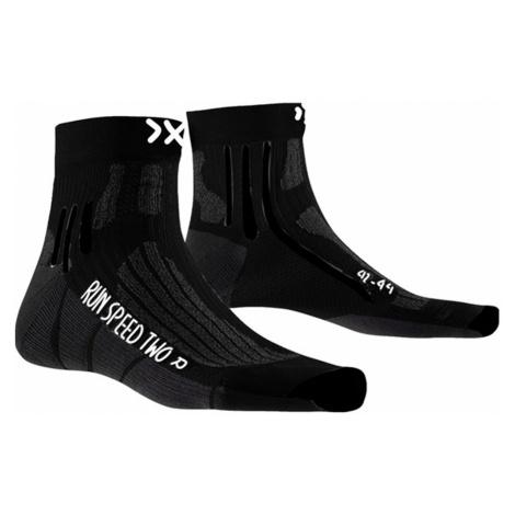 Ponožky X-Socks RUN SPEED TWO černá